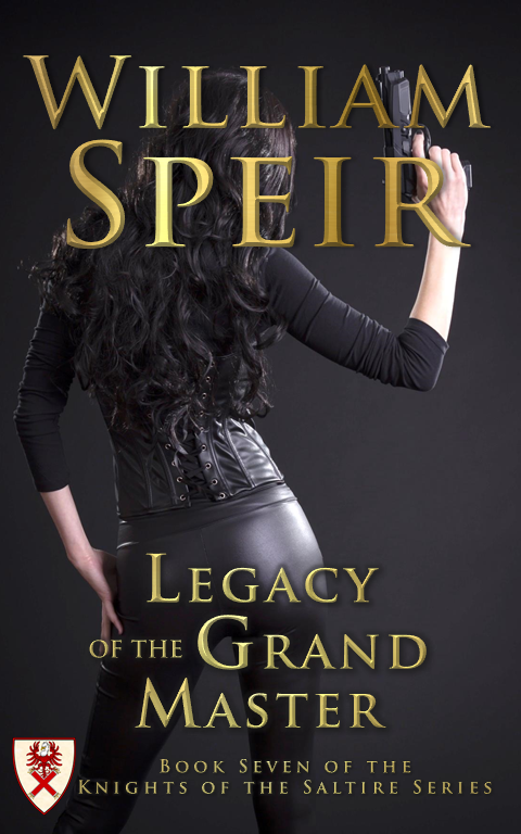 Legacy of the Grand Master Cover