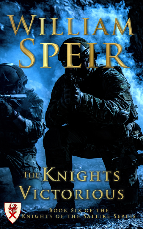 The Knights Victorious Cover