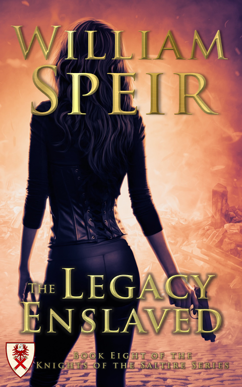 The Legacy Enslaved Cover